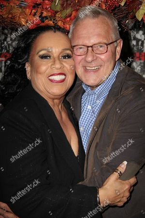Stock Picture of Roz Ryan and Walter Bobbie