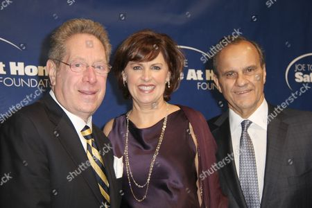 Editorial picture of 11th Anniversary Safe At Home Foundation Gala, New York, America - 14 Nov 2013