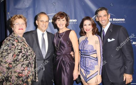 Editorial image of 11th Anniversary Safe At Home Foundation Gala, New York, America - 14 Nov 2013