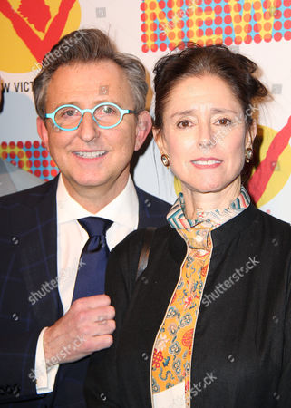 Stock Photo of Thomas Schumacher, Julie Taymor