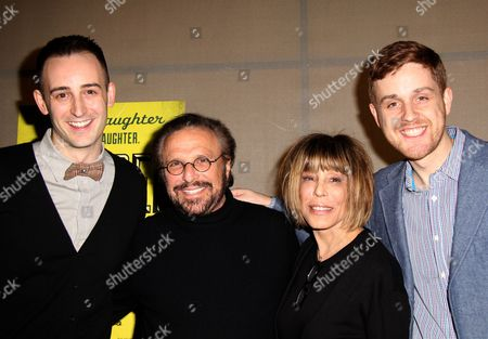 Editorial picture of 'Murder for Two' musical cast album release party, New York, America - 13 Jan 2014