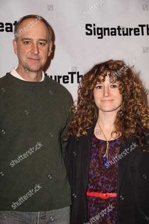 Stock Picture of Michael Countryman, Hannah Bos