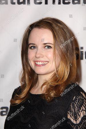 Stock Image of Phoebe Strole