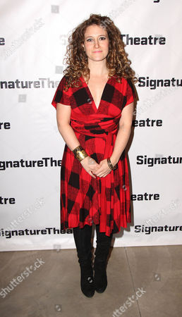 Editorial image of 'The Open House' play opening night, New York, America - 03 Mar 2014