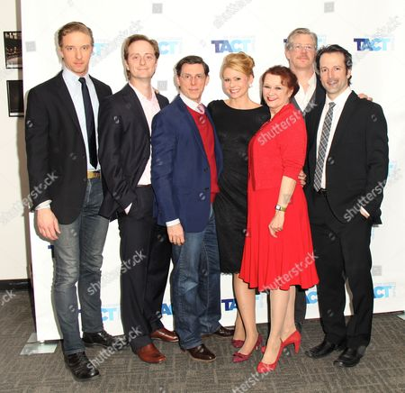 Editorial photo of 'Beyond Therapy' play opening night, New York, America - 25 Mar 2014