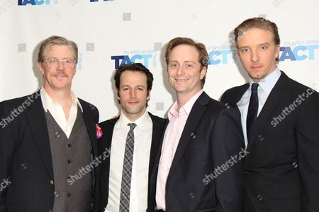 Editorial picture of 'Beyond Therapy' play opening night, New York, America - 25 Mar 2014