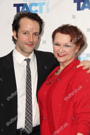 Stock Picture of Mark Alhadeff, Cynthia Darlow