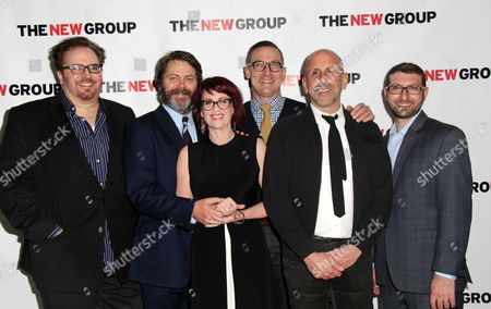 'Annapurna' play opening night, New York, America - 21 Apr 2014 新闻传媒图片