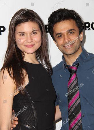 Editorial photo of 'Annapurna' play opening night, New York, America - 21 Apr 2014