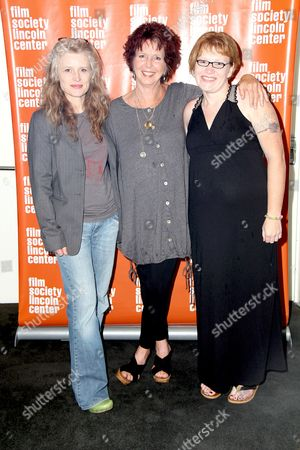 Cynthia Hill, Kit Gruelle, Deanna Walters