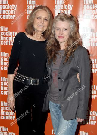 Gloria Steinem, Cynthia Hill