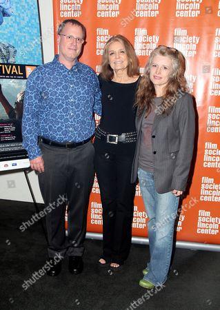 John Biaggi, Gloria Steinem, Cynthia Hill