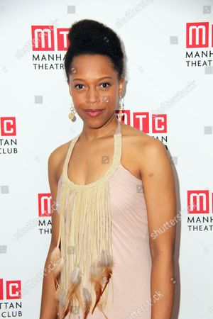Editorial image of 'When We Were Young and Unafraid' Opening Night, New York, America - 17 Jun 2014