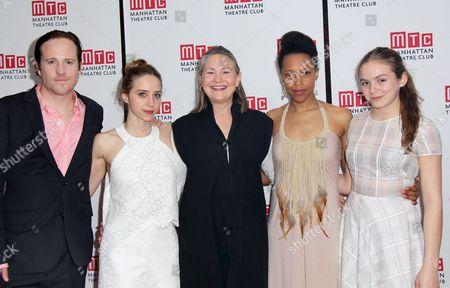 Patch Darragh, Zoe Kazan, Cherry Jones, Cherise Boothe, Morgan Saylor