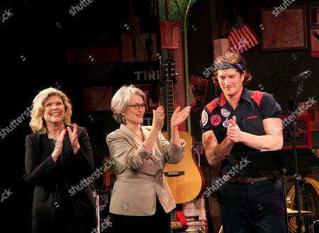 Debra Monk, Cass Morgan, Randy Redd
