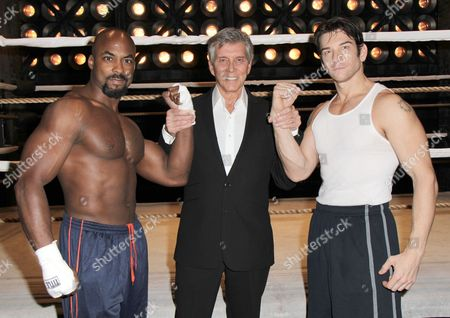 Editorial photo of 'Rocky The Musical', New York, America - 23 Jul 2014