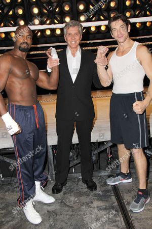 Terence Archie, Michael Buffer, Andy Karl