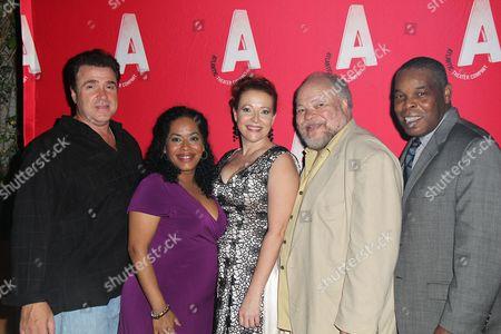 Michael Rispoli, Liza Colon-Zayas, Elizabeth Canavan, Stephen McKinley Henderson, Ray Anthony Thomas