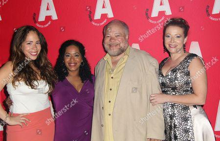 Rosal Colon, Liza Colon-Zayas, Stephen McKinley Henderson, Elizabeth Canavan