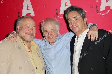 Stephen McKinley Henderson, Director Austin Pendelton, Playwright Stephen Adly Guirgis
