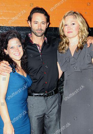 Stock Image of Jennifer DeLia, James Wirt, Julia Stiles