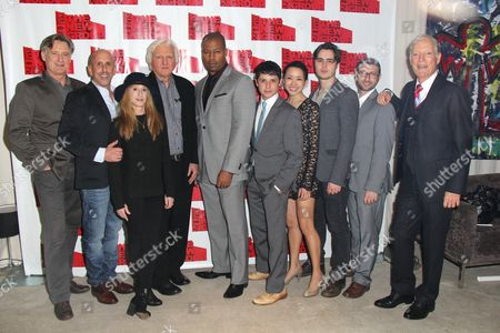 Editorial image of 'Sticks and Bones' play opening night, New York, America - 06 Nov 2014