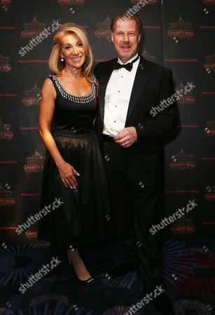 Aliza Reger and husband