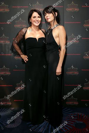 Stock Picture of Sadie Frost and Jemima French