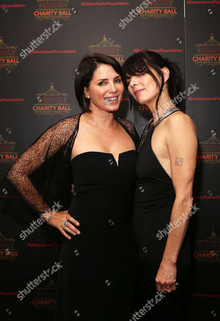 Stock Photo of Sadie Frost and Jemima French