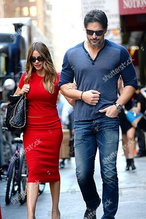 Sofia Vergara, Joe Manganiello