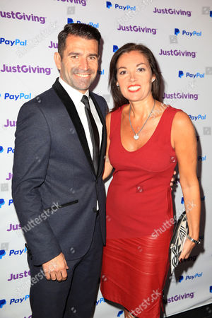 Francis Benali and wife Karen