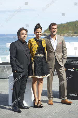 Eduard Fernandez, Elena Anaya, Jose Luis Garcia Perez