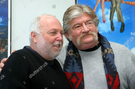 Andrew G Vajna and Joe Eszterhas