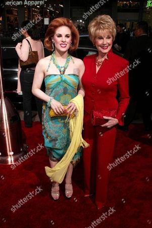 Katherine Kramer and Mother Karen Sharp