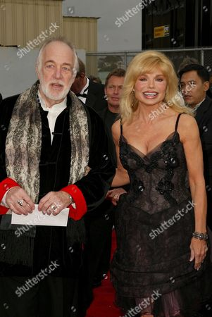 Howard Hesseman and Loni Anderson