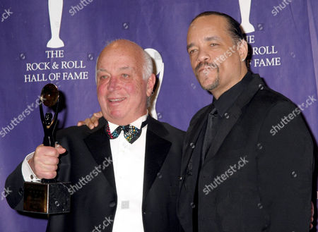 Seymour Stein and Ice T