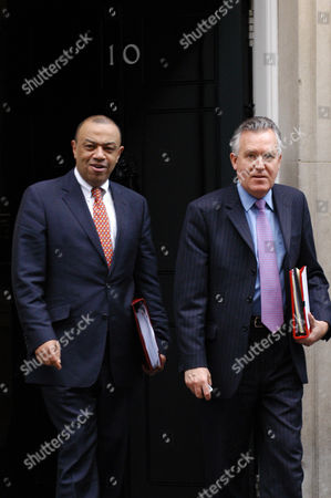 Paul Boateng and Peter Hain