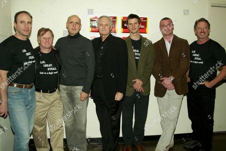 Jordan Lage, Gordon Clapp, Jeffrey Tambor, Alan Alda, Frederick