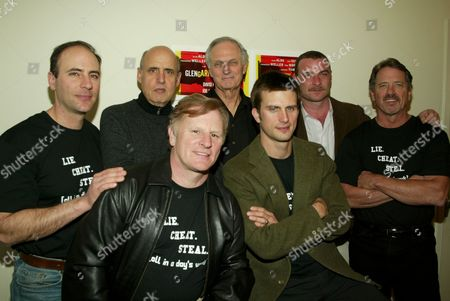 Jordan Lage, Jeffrey Tambor, Gordon Clapp, Alan Alda, Frederick