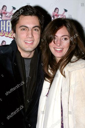 Fabian and Martina Basabe