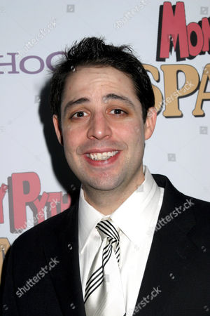 Editorial picture of 'MONTY PYTHON'S SPAMALOT' MUSICAL OPENING NIGHT, NEW YORK, AMERICA - 17 MAR 2005