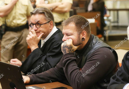 Defendant Andre Eminger