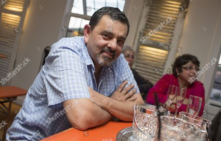 Stock Photo of Cyrus Todiwala