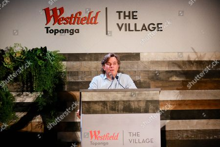 Editorial picture of The Village at Westfield Topanga Opening Night, Canoga Park, America - 17 Sep 2015