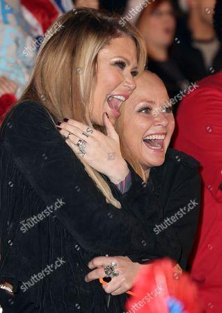 Stock Photo of Jenna Jameson and Gail Porter