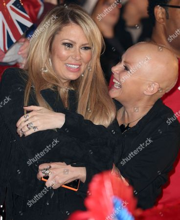 Editorial picture of 'Celebrity Big Brother: UK vs USA' TV show, Elstree Studios, Hertfordshire, Britain - 24 Sep 2015
