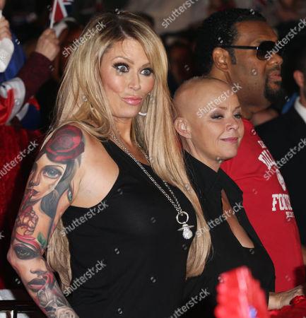 Editorial photo of 'Celebrity Big Brother: UK vs USA' TV show, Elstree Studios, Hertfordshire, Britain - 24 Sep 2015