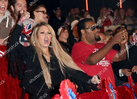 Editorial image of 'Celebrity Big Brother: UK vs USA' TV show, Elstree Studios, Hertfordshire, Britain - 24 Sep 2015