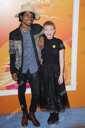 Raury and Tavi Gevinson