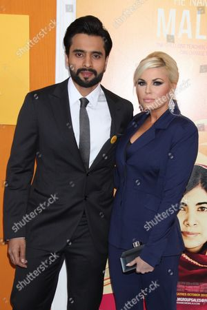 Editorial picture of 'He Named Me Malala' film premiere, New York, America - 24 Sep 2015